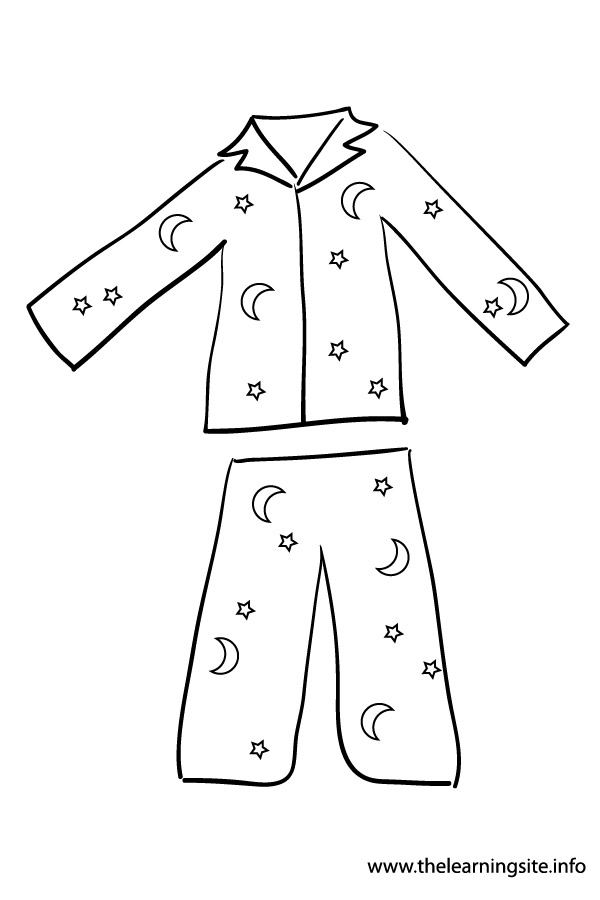 Pajama 0 images about clip art for lamination on jpg