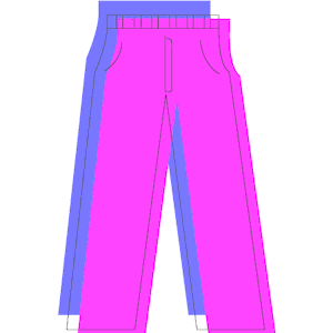 Pants clipart cliparts of free download wmf emf svg png