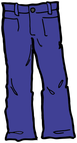 Jeans clothes pants html png