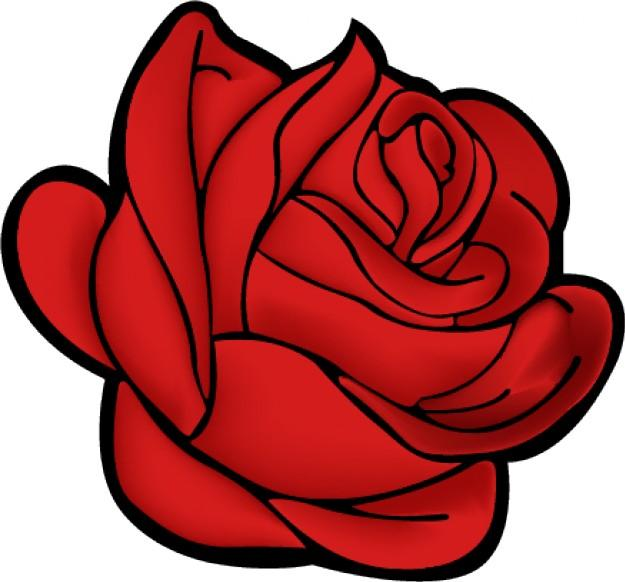 Rose cartoon images free download clip art on jpg