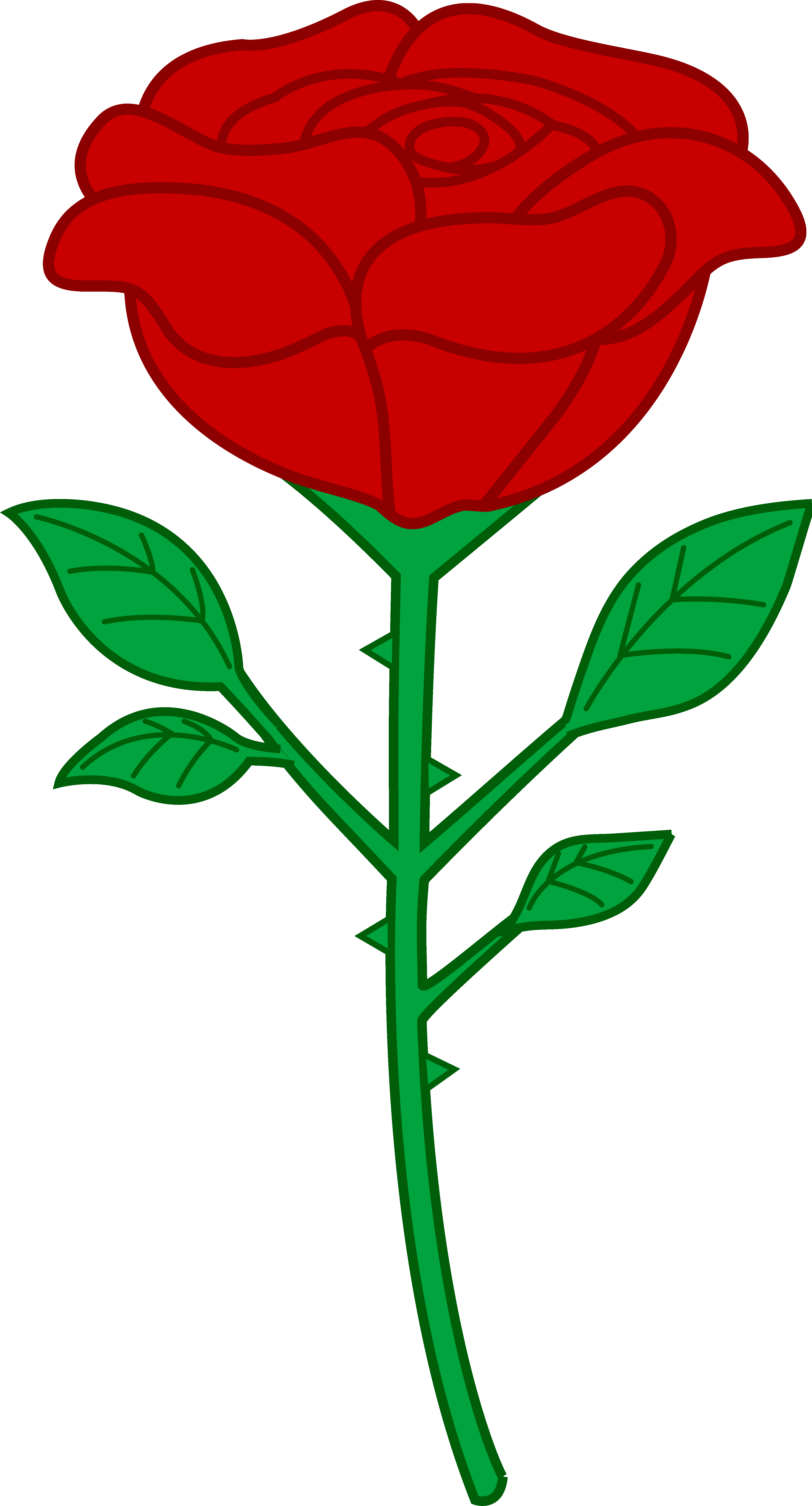 rose cartoon Cartoon roses clipart png