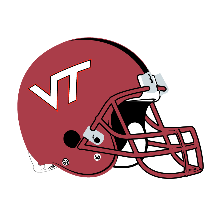 Virginia tech hokies free vector 4vector png