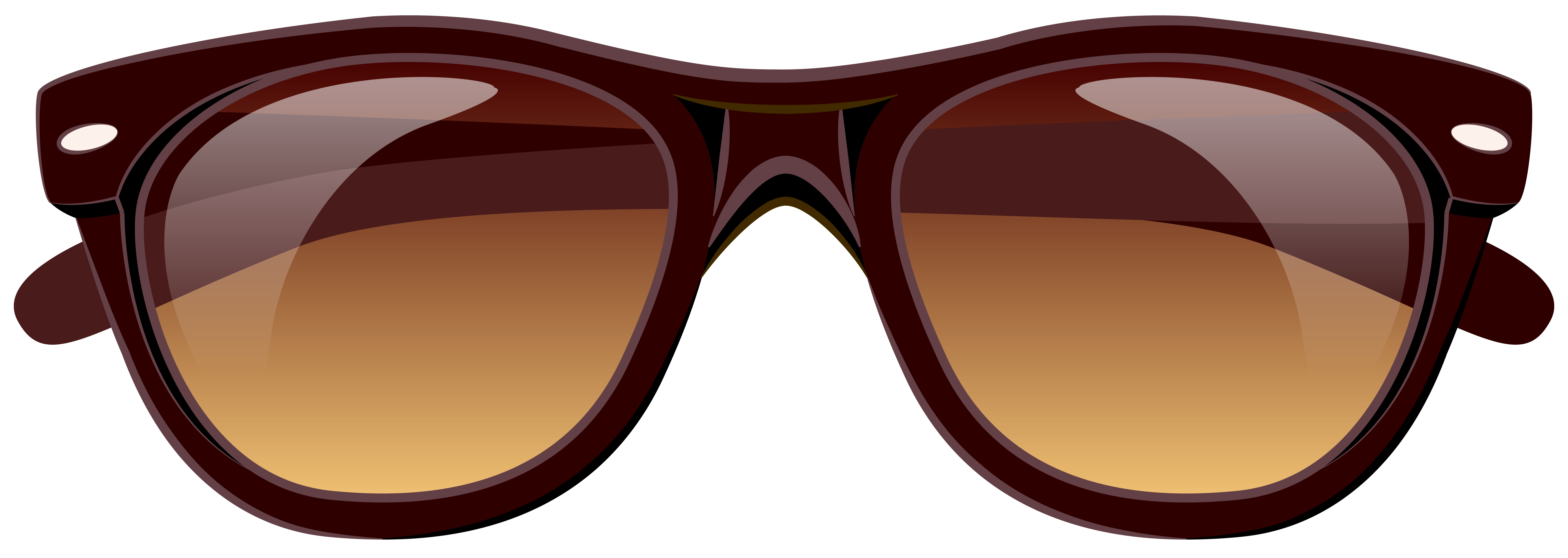 Brown sunglasses clipart picture gallery yopriceville high png