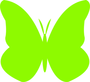 Collection of free butterflies clipart lime green download on ubisafe png