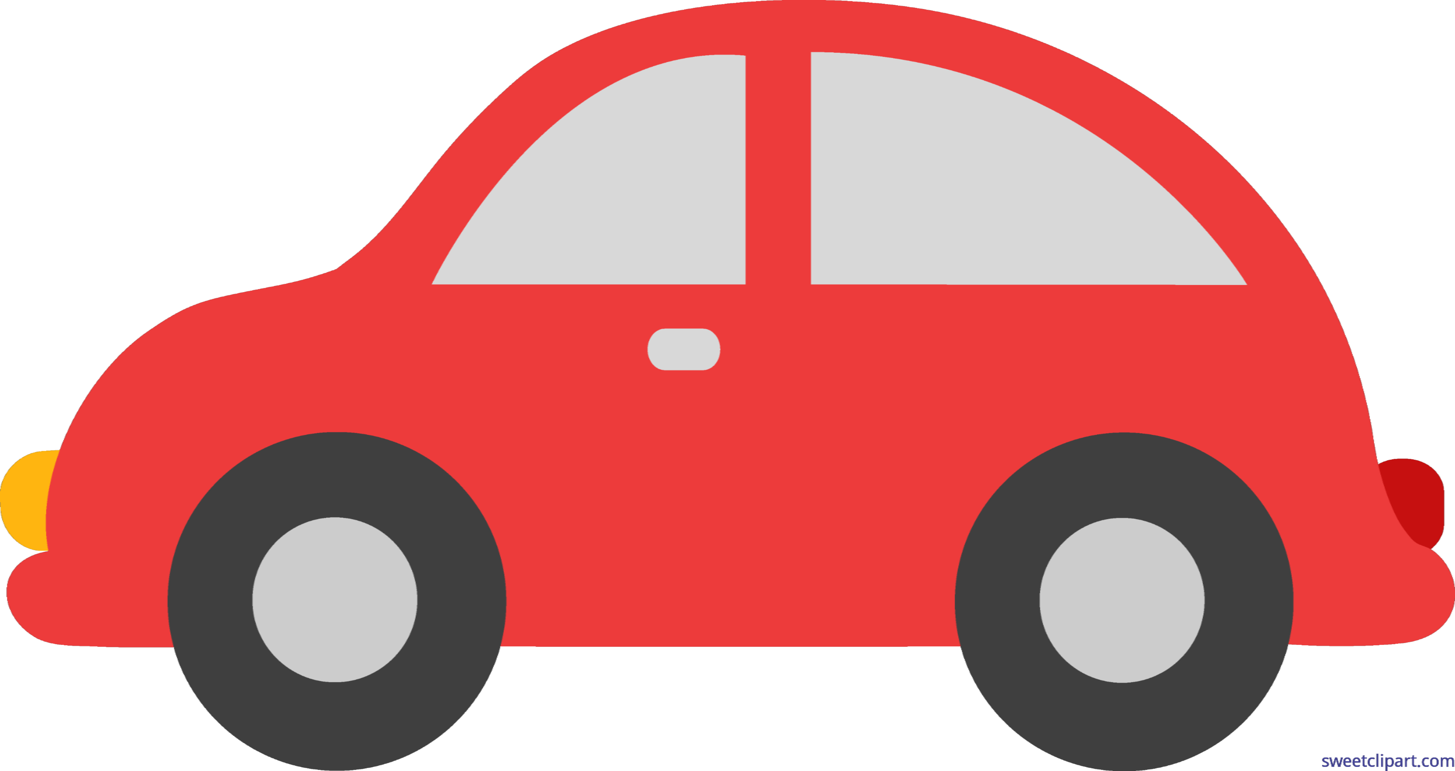 Red toy car clip art sweet png