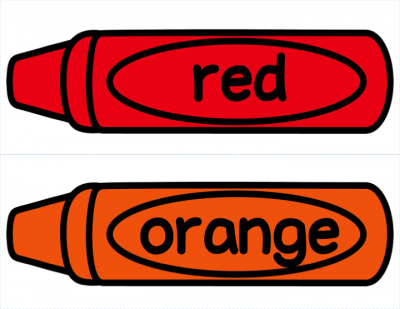 Red crayon clipart clipartaz free collection png