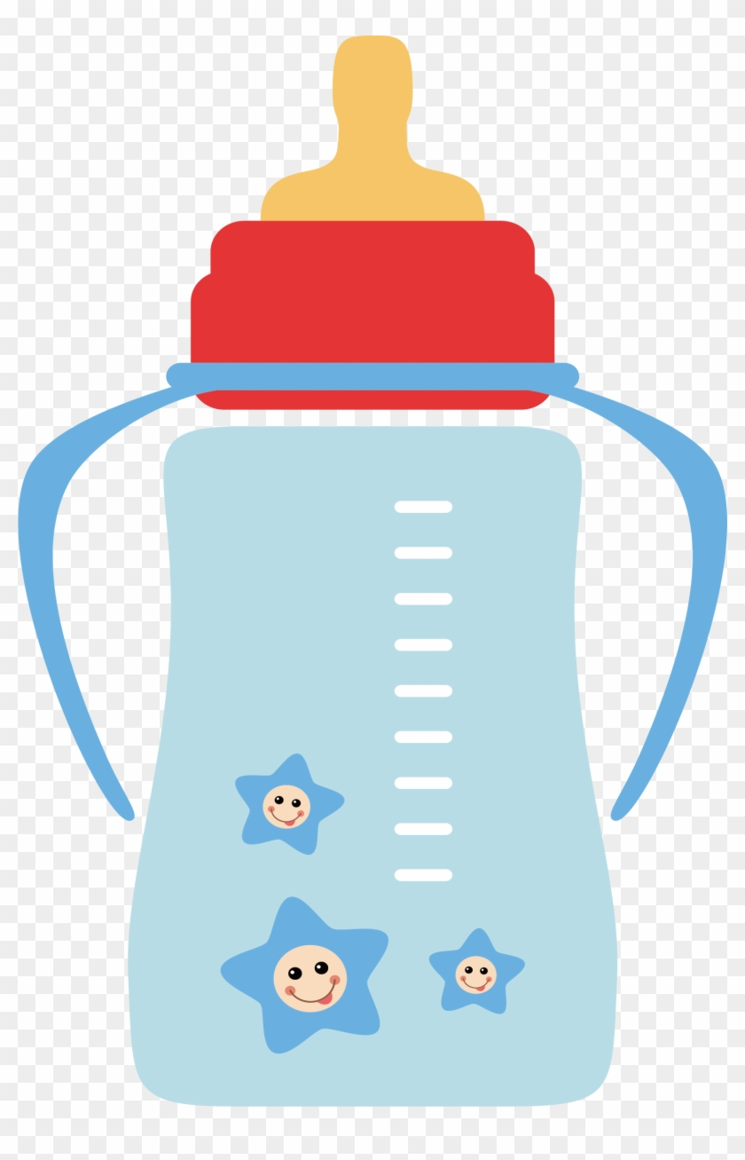 Baby bottle infant milk clip art vector free png