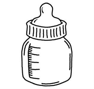 Free baby bottle clipart download clip art on jpg