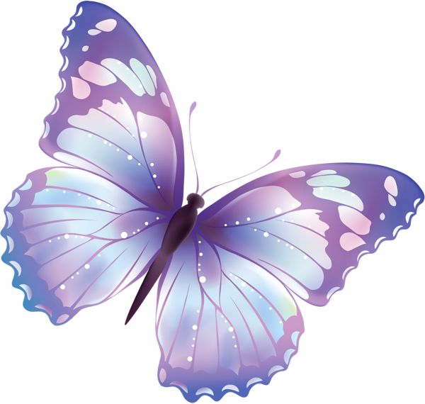 butterfly transparent Transparent blue and green deco butterfly clipart clip art library jpg