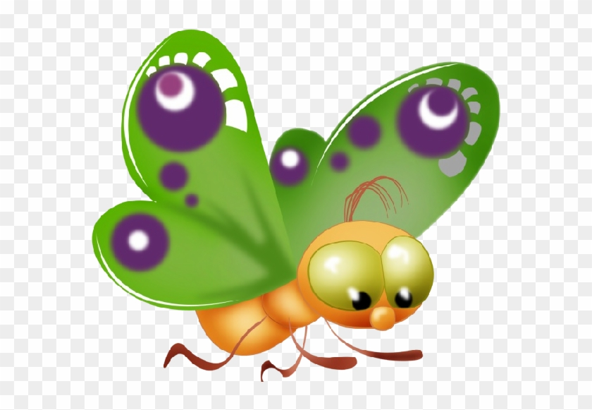 butterfly transparent Baby butterfly cartoon clip art pictures png
