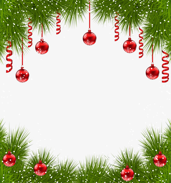 Christmas border images vectors and psd files free download jpg