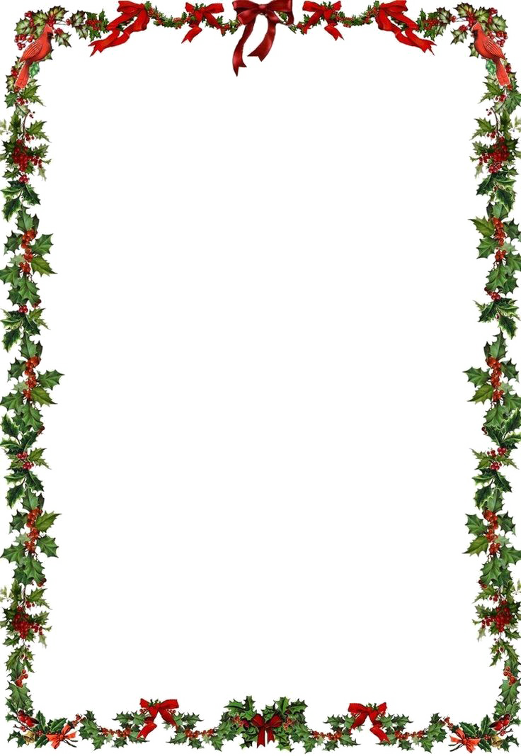 Christmas border high quality image arts png