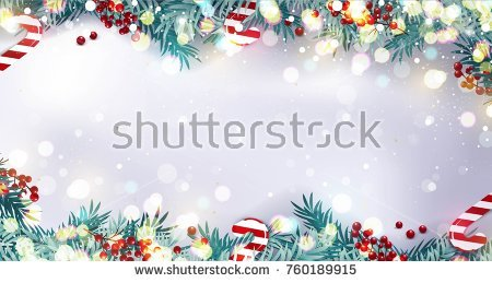 Christmas border vectors download free vector art stock graphics jpg