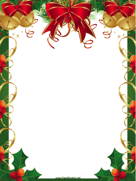 christmas border Holiday and seasonal borders png