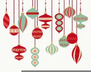 Free christmas ornament clipart images at png