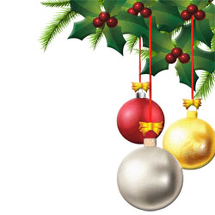 christmas ornament Christmas decorations clipart hanging ball decoration jpeg