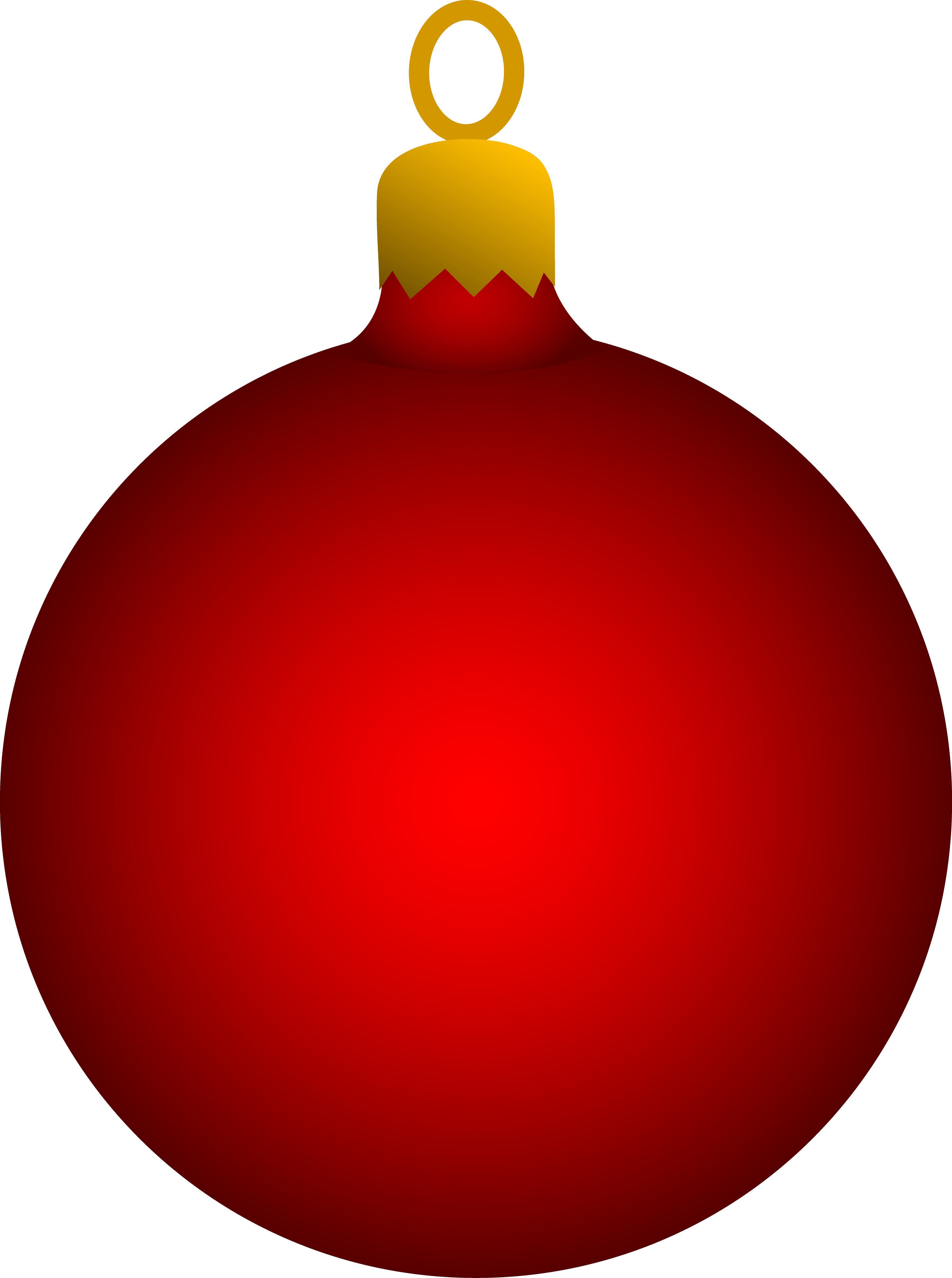 Christmas ornament clipart jpg