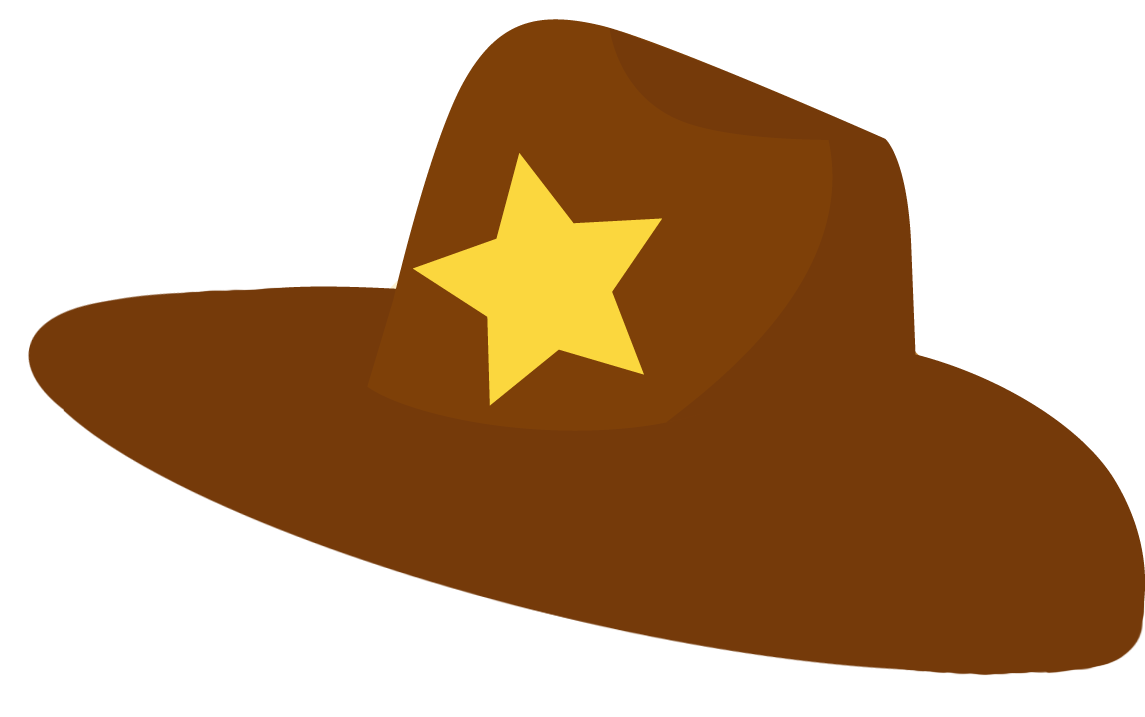 Fancy cowboy hat vector transparent library rr collections jpg