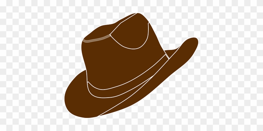 cowboy hat Hat cowboy brown western clothing country clip art png