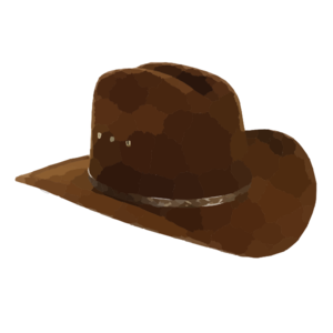 Cowboy hat final clip art at vector clip art png