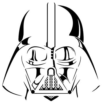Star wars film movie decoration darth vader face helmet jpg