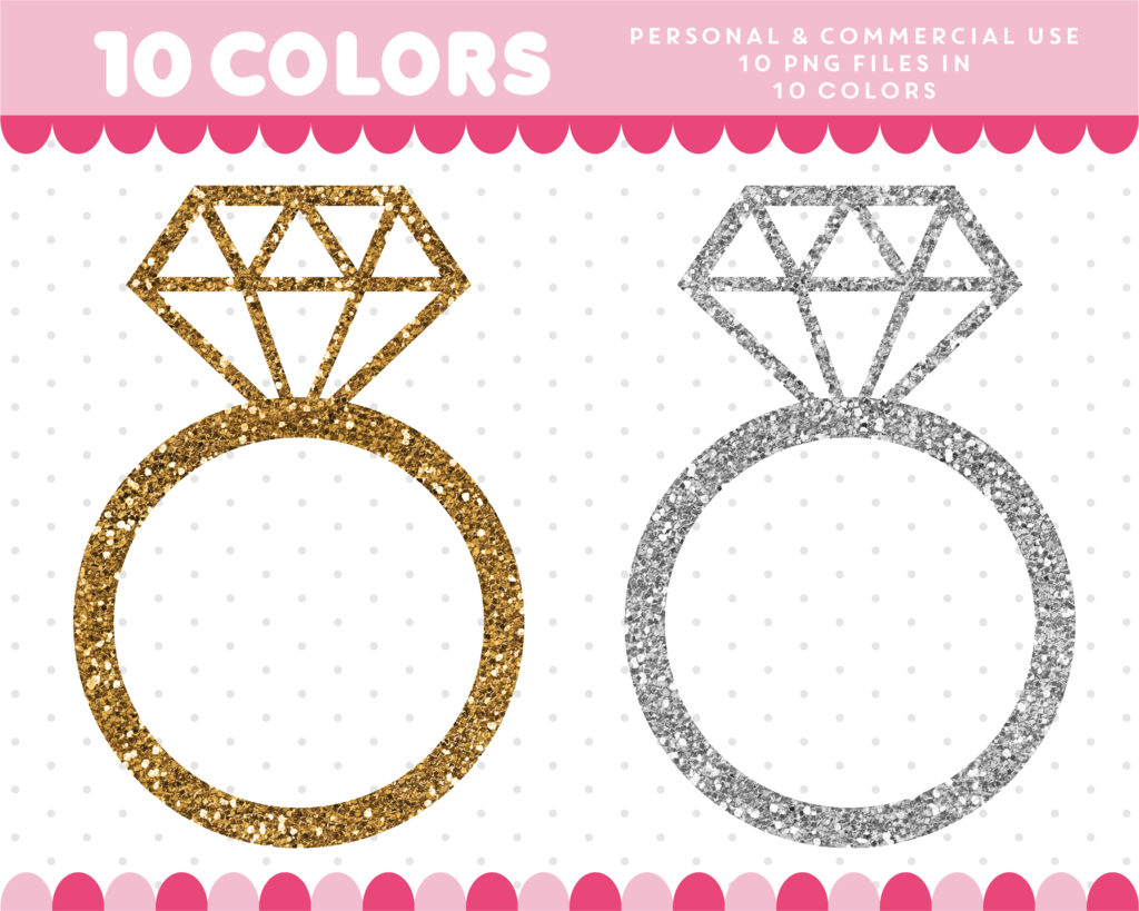 diamond ring Ring clipart free on png