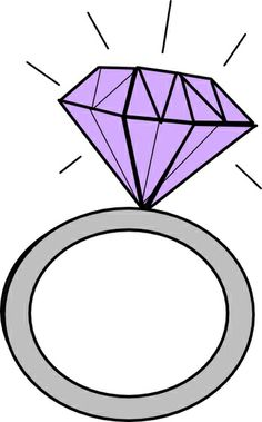 Diamond ring clipart free images jpg