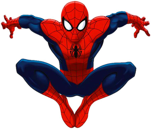 Free printable spiderman clipart images at vector png