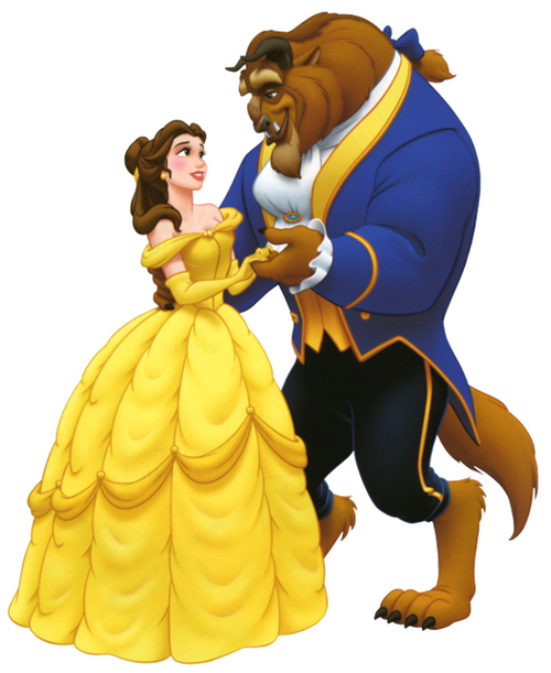 Free beauty and the beast clipart download clip art jpg