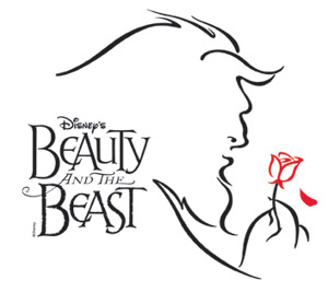 Beauty and the beast clip art  jpg