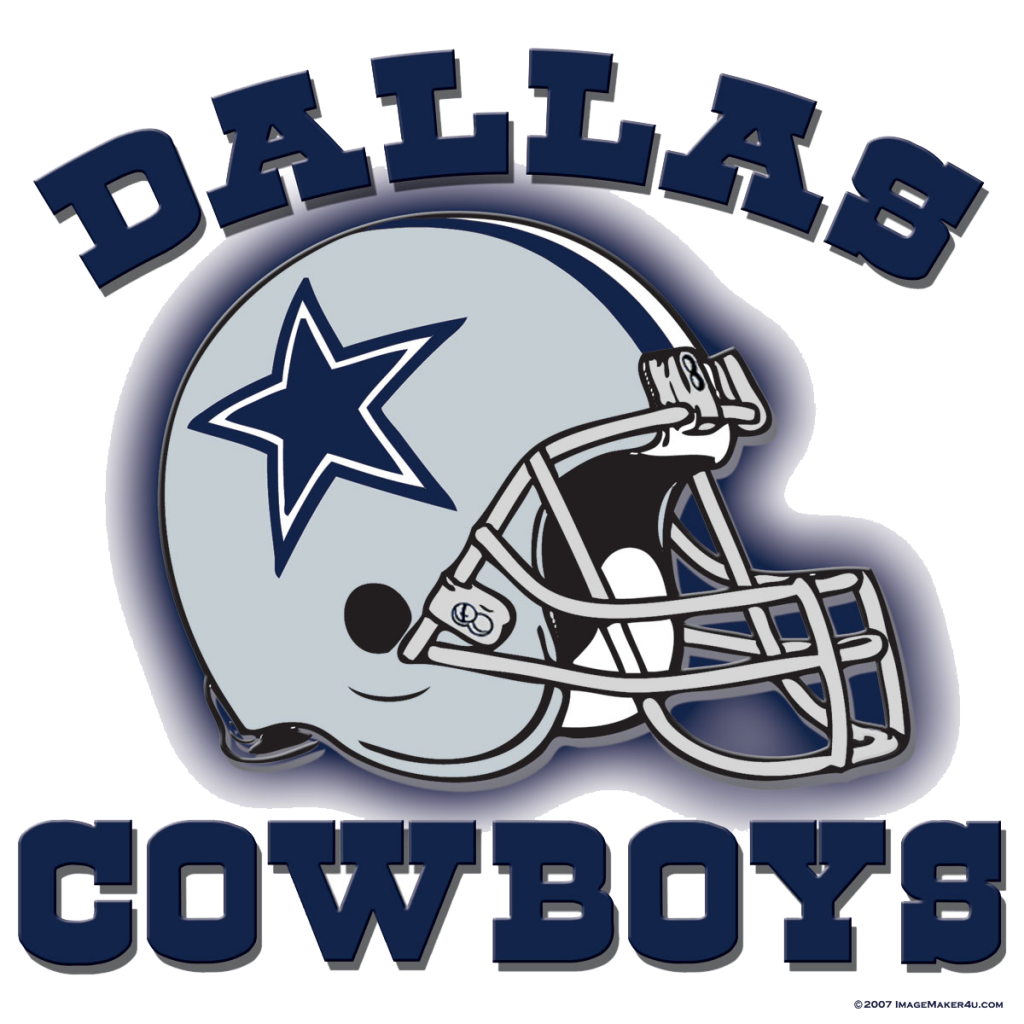 Dallas cowboys clipart vector psd png