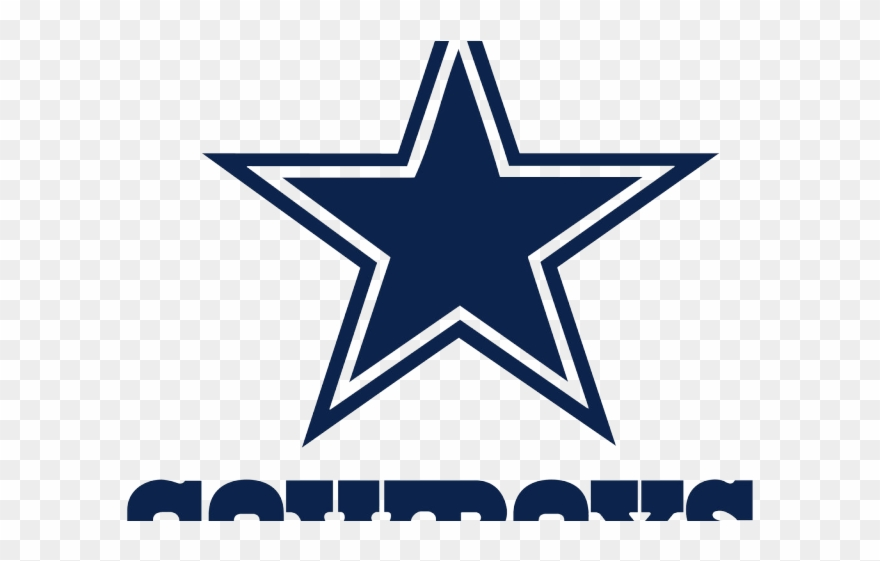 Dallas cowboys clipart fathead nfl logo wall decal png