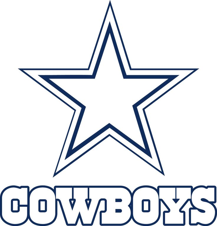 Dallas cowboys star clip art abeoncliparts cliparts  jpg