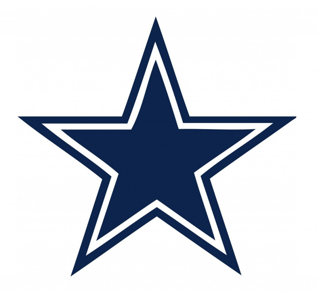 Dallas cowboys emblem clipart jpg