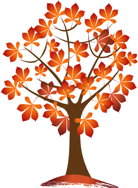 Free fall tree clipartsr download clip art on png 5