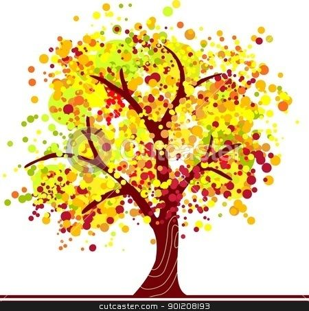 fall tree Autumn tree sketch clipart abeoncliparts cliparts  jpg