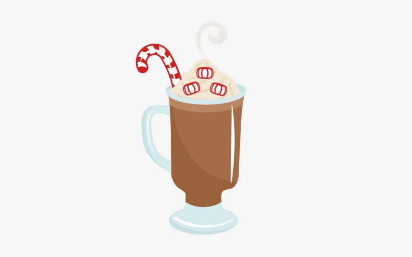 Hot chocolate clipart transparent background christmas png