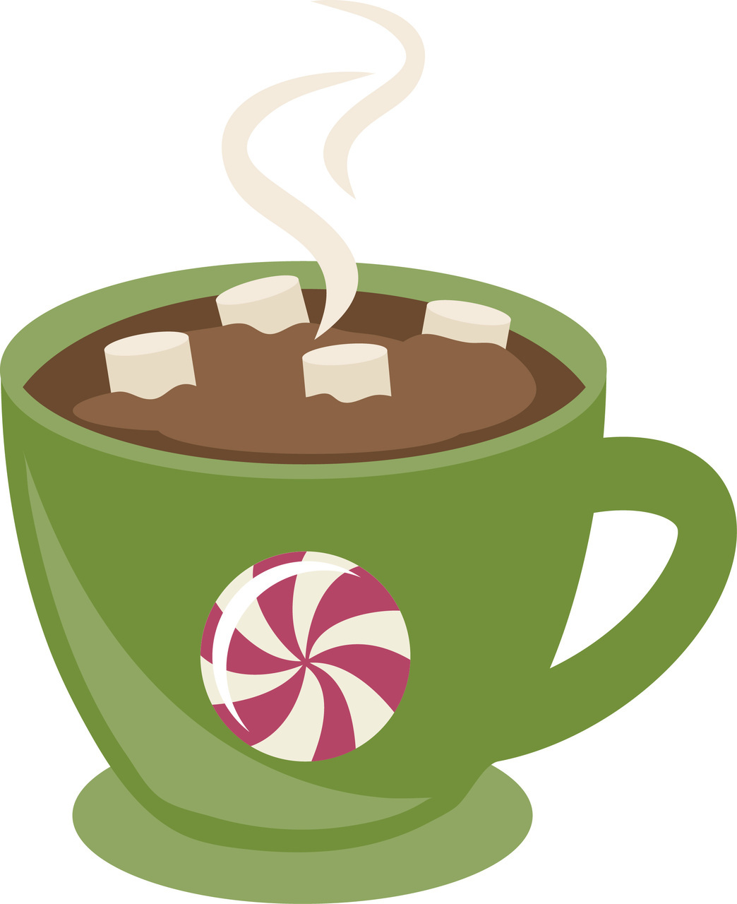 Hot chocolate clipart jpg