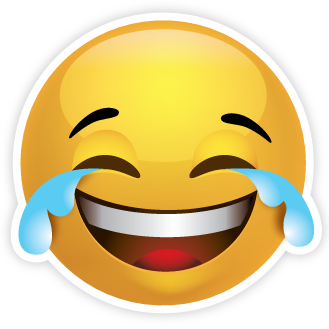 Laughing emoji clipart hd transparent png
