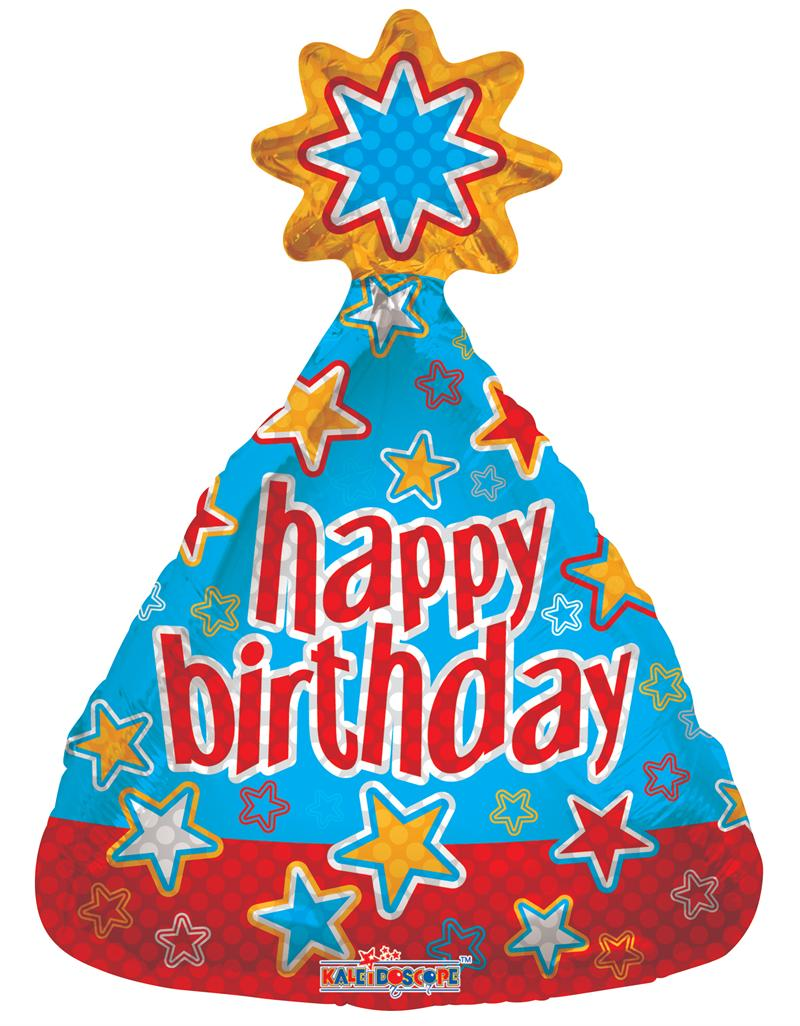 party hat Birthday hat transparent background free clipart jpeg