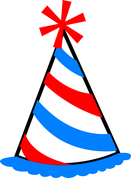 Party hat clip art at vector clip art png