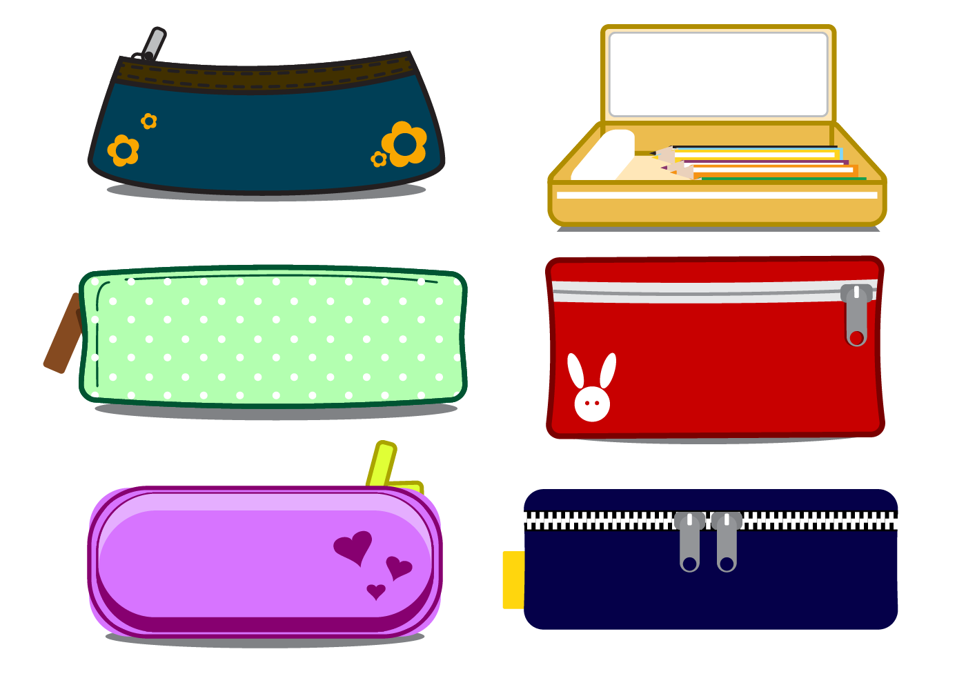 Pencil case svg library stock free rr collections jpg