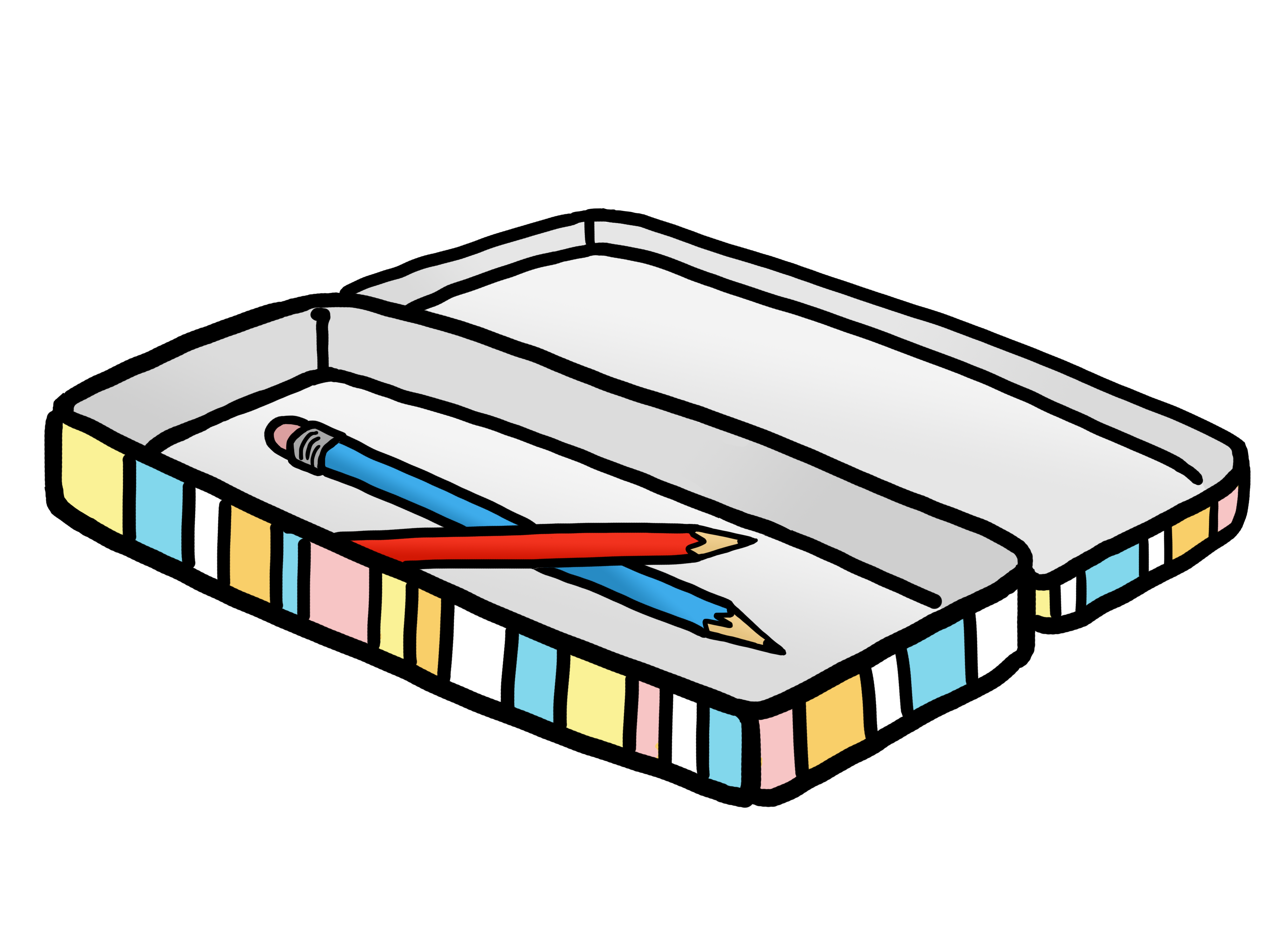pencil case Pencil pouch clipart jpg