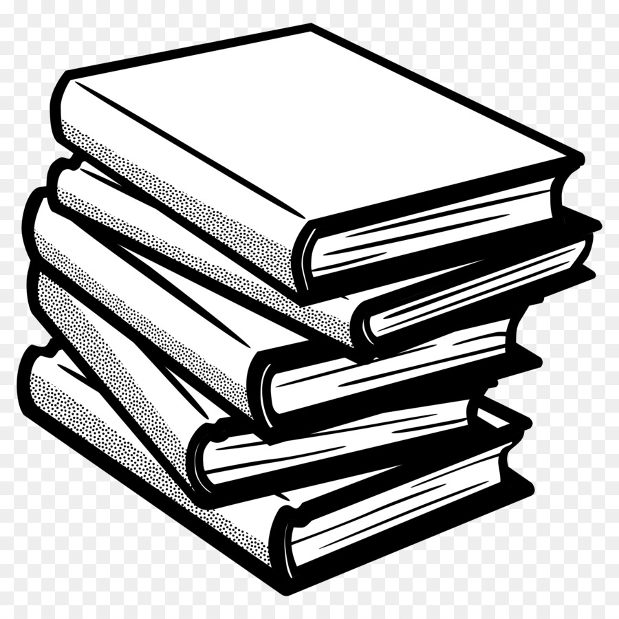 Book black and white clip art stacked books download 0 jpg