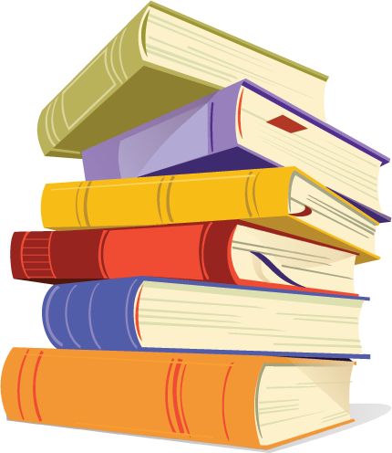 stack Free cartoon books images download clip art on png