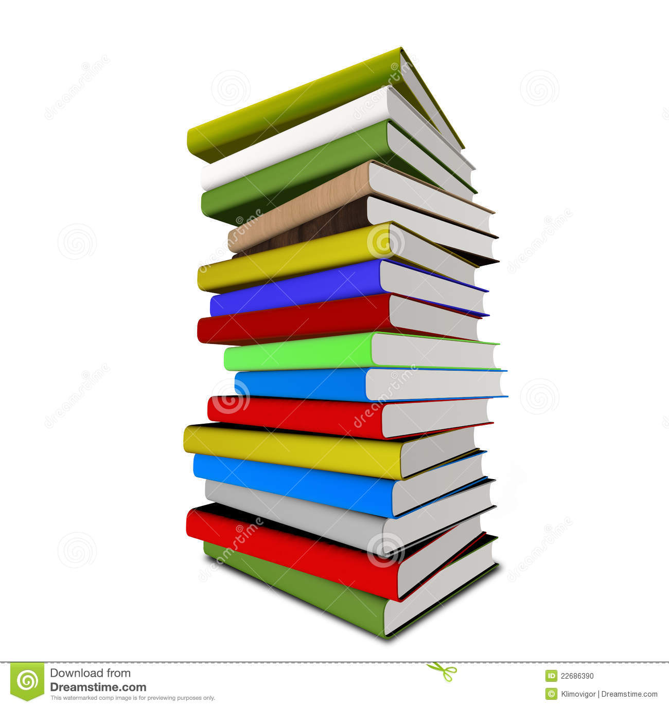 stack Copyright free images of books clipart collection jpg