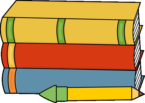 Tall stack of books clipart book clip art a png