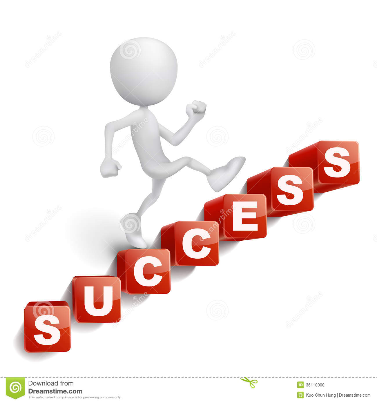 Climbing st success clipart jpg