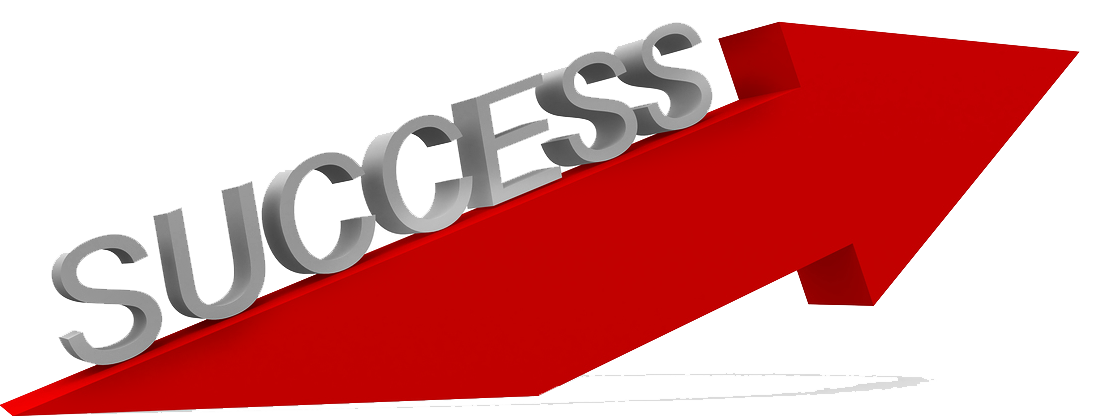 Success clipart vector psd png