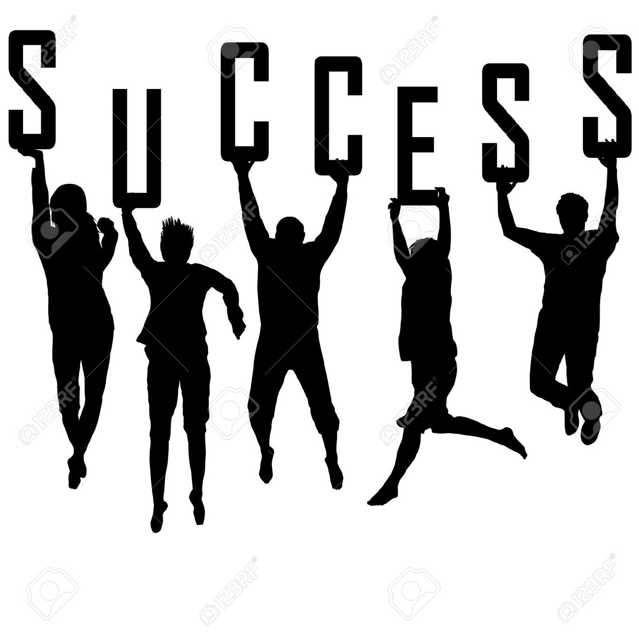 Success clipart jpg